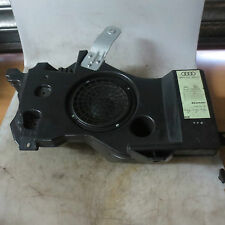 GENUINE USED AUDI A3 REAR SUBWOOFER - 8P4035382D