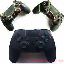 WIRED OR WIRELESS BLUETOOTH GAMEPAD CONTROLLER JOYSTICK FOR PS4 PLAYSTATION 4