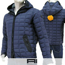 Giacca piumino uomo AI RIDERS ON THE STORM Mod.JM 103 M T CD4 20 Navy F.W. 16/17