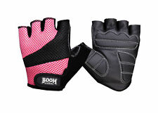 Ladies Weight Lifting Gloves Gym Fitness Exercise Training Body Building Pink