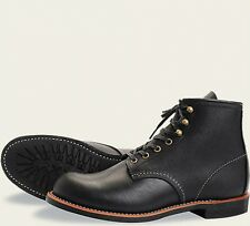 Red Wing  Mens Boots 2955 Blacksmith Heritage Work Black Spitfire  -Black