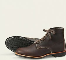 Red Wing  Mens Boots 8061 Merchant Heritage Work Ebony Harness -Brown