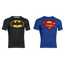 Under Armour Kompressions-Shirt Transform Yourself Batman Superman [1244399]