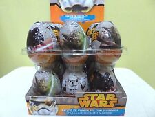 x12 (Eggs) STAR WARS Chocolate Egg With Surprise - Like Kinder