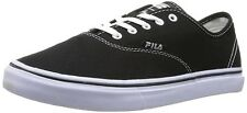 FILA Classic Canvas Black/White Men's Skateboarding Shoes 1SC10134-018