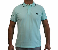 FRED PERRY Herren Lime Slim-Fit Polo Shirt - M-L-XL-2XL