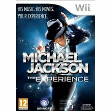Michael Jackson The Experience (Wii) -NEW- 26 Songs! Bad/Thriller/Billie jean+++