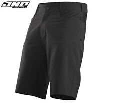 YOUTH ONE INDUSTRIES ATOM RIDING SHORTS MOUNTAIN BIKE MTB CYLE BLACK
