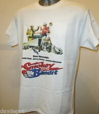 Smokey And The Bandit 70s Action Comedy Film T Shirt Burt Reynolds Trans Am 408