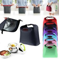 Insulated Lunch Bag Travel Camping Picnic Bag Cooler Ice Food Drink Carrier Tote