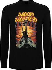 CAMISETA MANGA LARGA AMON AMARTH VIKING METAL LONG SLEEVE T-SHIRT RFE MC280L