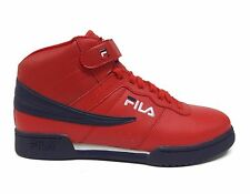 Fila Sports Men's F-13V Shoes Red/Navy/White 1VF059LX-64 a