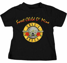 Official Guns N' Roses - Sweet Child O' Mine - Toddler T-Shirt 2, 3 , 4 Years