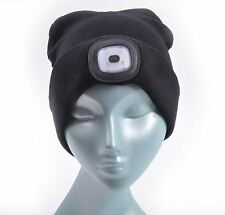 Beamie - The LED Beanie Hat Outdoors Brand New Unisex One size Fits All
