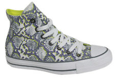 Converse Chuck Taylor CT All Star Canvas Hi Top Unisex Trainers 542479F M5