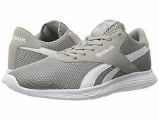 Reebok Shoes Mens Royal EC Ride Athletic Gray White Walking Memory Foam Sne