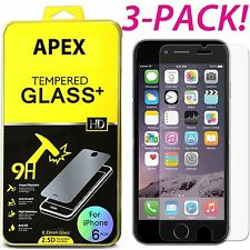 """Premium Real Tempered Glass Film Screen Protector for Apple 5.5"""" iPhone 6 P"""