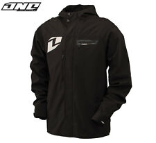 One Industries UOMO ATMOSPHERE Giacca in Softshell Giacca NERO MTB MOTOCROSS MX