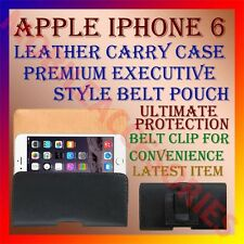 ACM-BELT CASE for APPLE IPHONE 6 MOBILE LEATHER CARRY POUCH COVER HOLDER CLIP