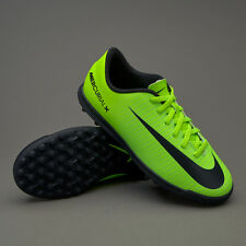 New Nike Mercurial X Vortex 3 Ronaldo junior Astro Turf TF Football Trainers -