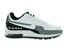 Nike Air Max LTD 3 White/White/Black/Cool Grey Men's Running Shoes 687977-1
