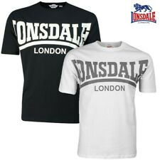 Lonsdale Herren T-Shirt York Men Tee Shirt Boxing London S M L XL XXL 3XL NEU