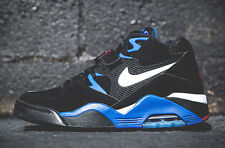 NEW NIKE AIR FORCE 180 Barkley Black Royal Blue Red USA Olympics 310095-011