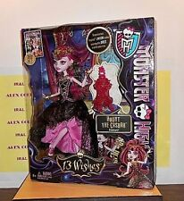 2013 MONSTER HIGH - 13 WISHES - DRACULAURA