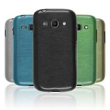 Custodia in Silicone Samsung Galaxy Ace 3 brushed