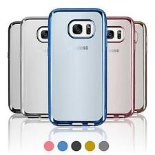 Custodia Samsung Galaxy S7 Edge Slim Fit  Cover Galaxy S7 Edge in silicone Case