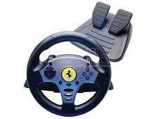 Volante Thrustmaster Challenge Racing Wheel Ferrari Playstation PS2