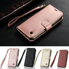 Luxury Magnetic Cover Stand Wallet Leather Case For Apple iPhone 7 6S