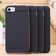 Hybrid Shockproof Protective TPU PC Back Hard Case Cover for iPhone 7