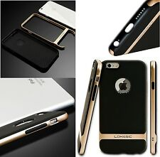 Bumper For iPhone 6S PLUS LUXURY Case Gold SLIM Hybrid Back Cover Shoc