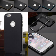 Slim Hybrid Shockproof Hard Bumper Soft Rubber Case Cover For iPhone 6