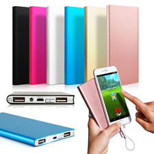 Ultrathin 20000mAh Portable External Battery Charger Power Bank for Cell Ph