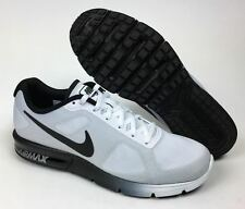 Nike Air Max Sequent Mens Running Training Shoes White/Black/Silver