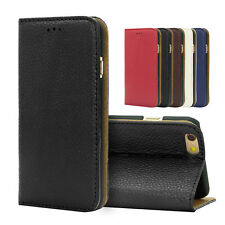 Magnetic Flip Cover Wallet Leather Stand Case For Apple iPhone 6S /6S