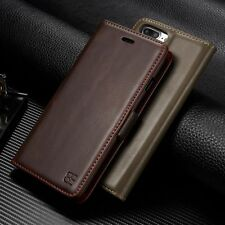 Luxury Leather Magnetic Flip Card Wallet Cover Case For Apple iPhone 6