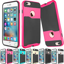 Ultra Slim Shockproof Hybrid Back Case Phone Cover For Apple iPhone 6
