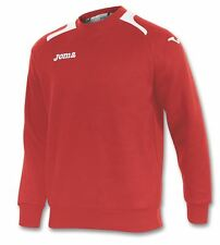 FELPA JOMA CHAMPION 2 ROSSA FLEECE