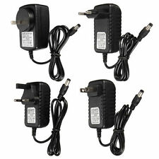 12V 2A 110-240V AC DC Power Supply Adaptor Charger for 5050 / 3528 LED Strip