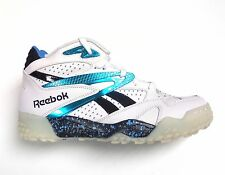 Reebok Men's SCRIMMAGE MID Shoes Porcelain/Blue V53285 a3