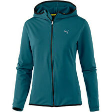 Puma Womens Training Fitness Hooded Lightweight Jumper Jacket 513115 02 CC78