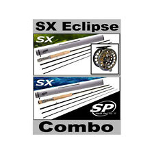 SX Fly Rod 'Combo 1' + Eclipse Fly Reel - 4, 5, 6, 7, 8, 9, 10wts *No Tube*