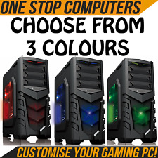 CUSTOMISE YOUR ULTRA FAST GAMING COMPUTER PC CUSTOMISE WITH 2GB GT 710 HDMI CARD