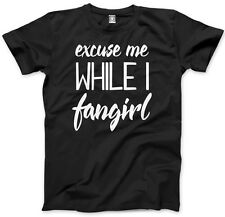 Excuse Me While I Fangirl - Youtuber Movie TV Kids T-Shirt