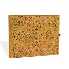 Paperblanks Gold Inlay Guest Book Plain