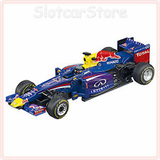 "Carrera GO 64009 Formel 1 Infiniti Red Bull Racing RB9 ""S.Vettel No.1"" 1:43 Auto"