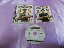 Gioco Sony Ps3 - Top Spin 3 2K sports